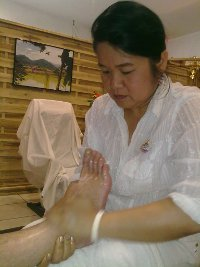massage thai a saint etienne
